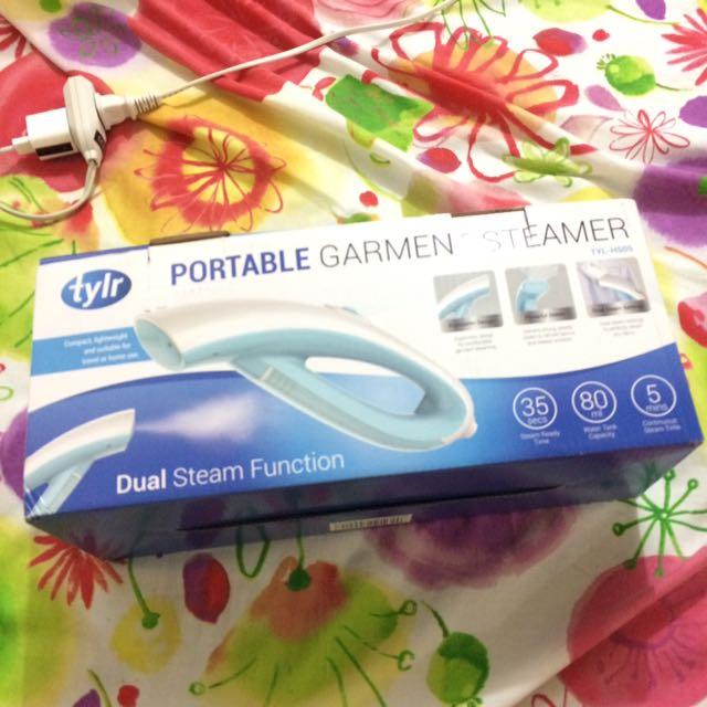 Tylr Portable Garment Steamer