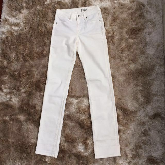 Uniqlo Slim Fit High Waist Jeans