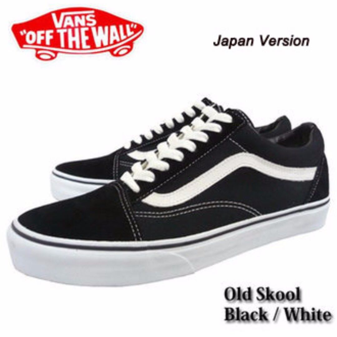 8e49cf32ba Vans old skool black   white vans skating Shoes Sneakers EU 35 36 37 ...