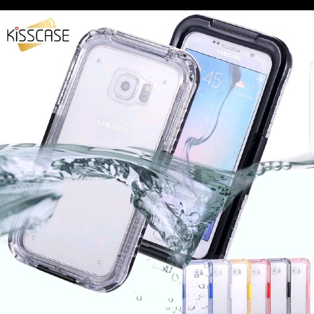 waterproof case for ur samsung s6  s7/edge, iphone6 7