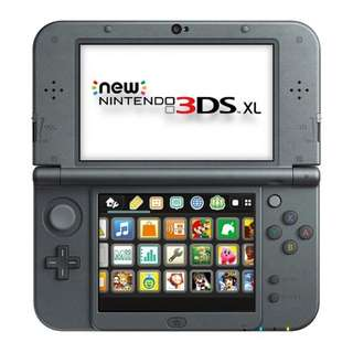 New/Old 3DS/XL 2DS/XL Mod v11.3 and below only