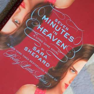 Seven Minutes in Heaven (Lying Game) by Sara Shepard