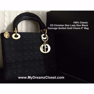 Christian Dior Bag - Authentic Christian Dior Bag
