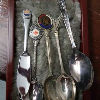 Antique Spoon Collectibles