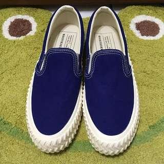 EXCELSIOR 韓國餅乾鞋/懶人款寶藍色