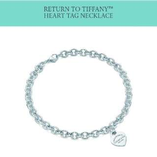 925 Silver Tiffany & Co necklace