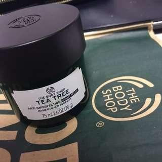 Tea Tree Anti Imperfection Night Mask