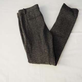 Women's Theory grey trousers, size 4