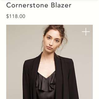 (ask For Pics) Anthropologie Blazer US$118