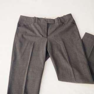 Babaton grey trousers, size 6