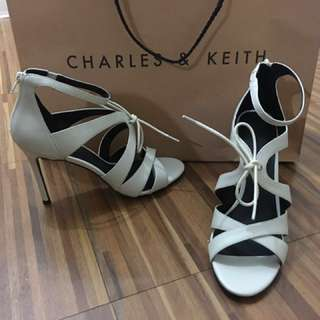 Charles & Keith Stilettos/ Hi heels
