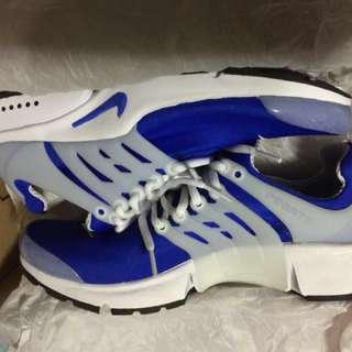 Original/Legit 100% Nike presto Blue, Size 9 us, repriced 3.5kfirm!:)