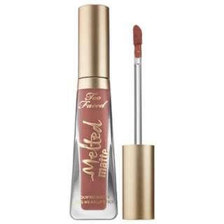 Too Faced: Liquified Matte Long Wear Lipstick