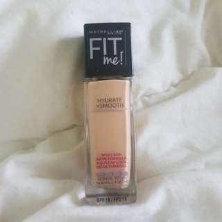BRAND NEW Maybelline Hydrate + Smooth Foundation