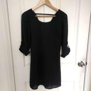 SPECKLERS Black Dress - Size XS