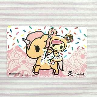 BLACK FRI Tokidoki Ezlink
