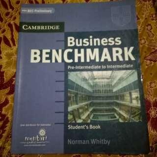 Business Benchmark Cambridge