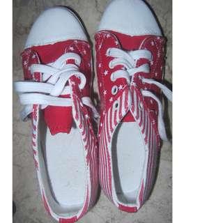 unbranded sneaker