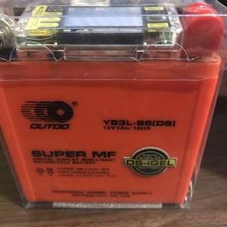 Outdo YB3L-BS Battery for rxz