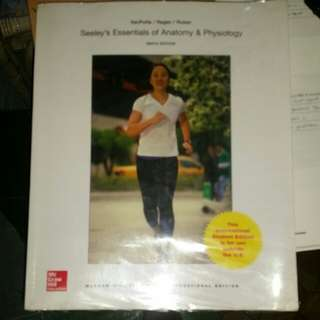 Seeley's Essentials of Anatomy & Physiology