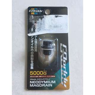 GReddy Magnetic Oil Drain Plug