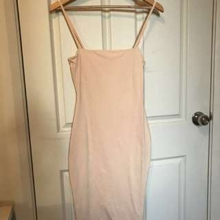 Peach Kookai Dress