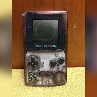 Gameboy Color GBC 任天堂Nintendo遊戲機