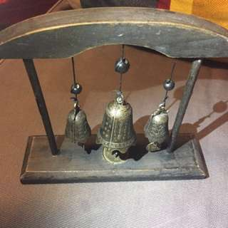 Antique Chinese bells