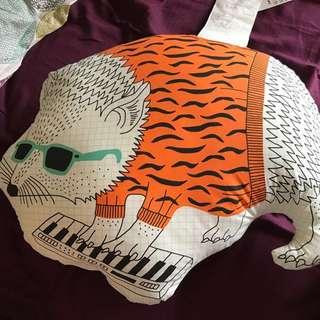 Ikea 刺蝟 抱枕