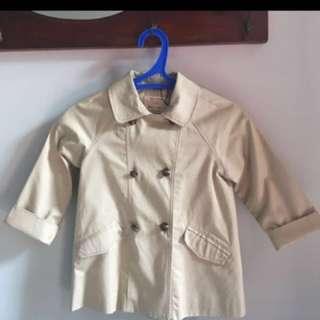 Zara coat for kids