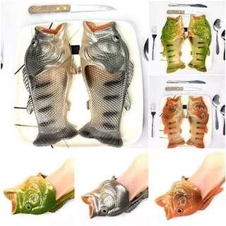 FISHDA Koi Fish Slippers