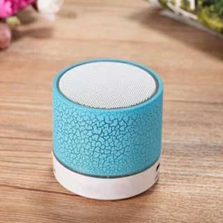 Free postage !! LED Portable Mini Wireless Bluetooth Speakers for Phone PC