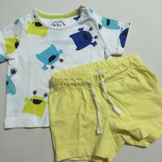 Mothercare Baby Set