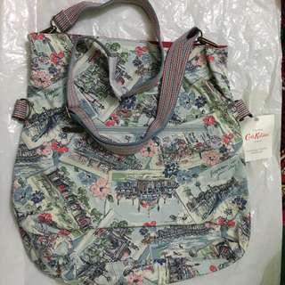 CATH KIDSTON ORIGINAL - Sling cross-body reversible bag