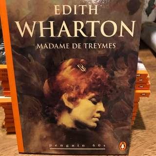 Madame de Treymes - Edith Wharton [Penguin 60s Classic Collectibles]