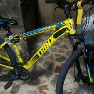 Trinx Mountain Bike   moving out sale