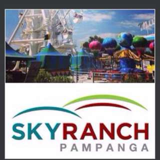 Skyranch Pampanga Ride-All-You-Can for 21 rides