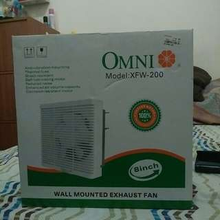 Omni Wall Exhaust Fan