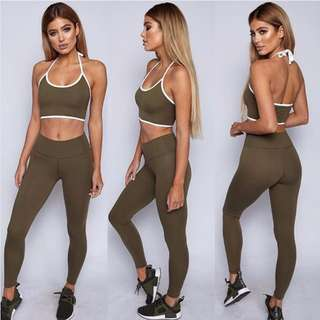 Tracksuit Two piece Fashion