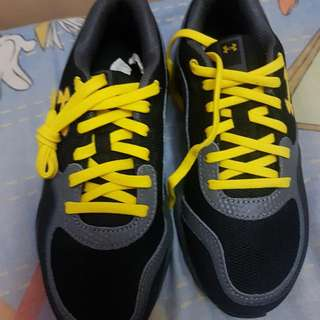 Underarmour Rubbershoes