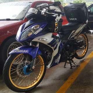 Motorcycle Rental/Leasing