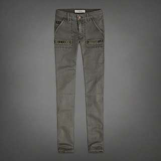 Abercrombie Military Jeans