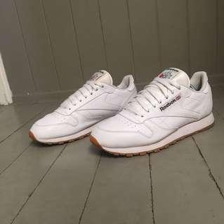 Reebok Classic Leather (white/gum) US:10