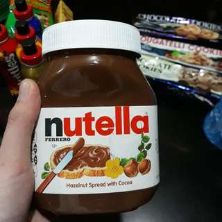 nutella 750g | Food & Drinks | Carousell Philippines