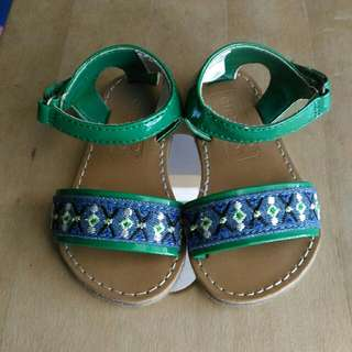 baby girl sandal
