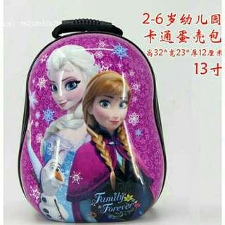 Eggshell backpack kids Stok limited!!!