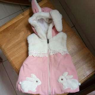 Luaran kelinci bisa pake ampe 3/4th
