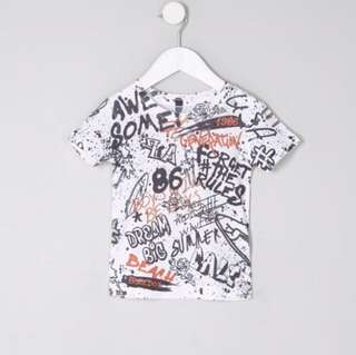 (PO) river island(uk) boys T-shirt
