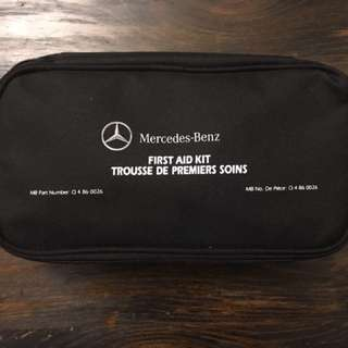 Brand new Mercedes-Benz First Aid Kit