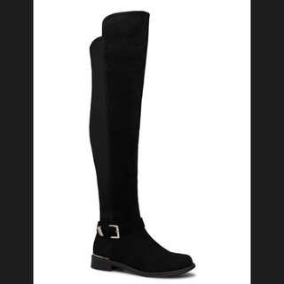 Kissandra Flat Boot